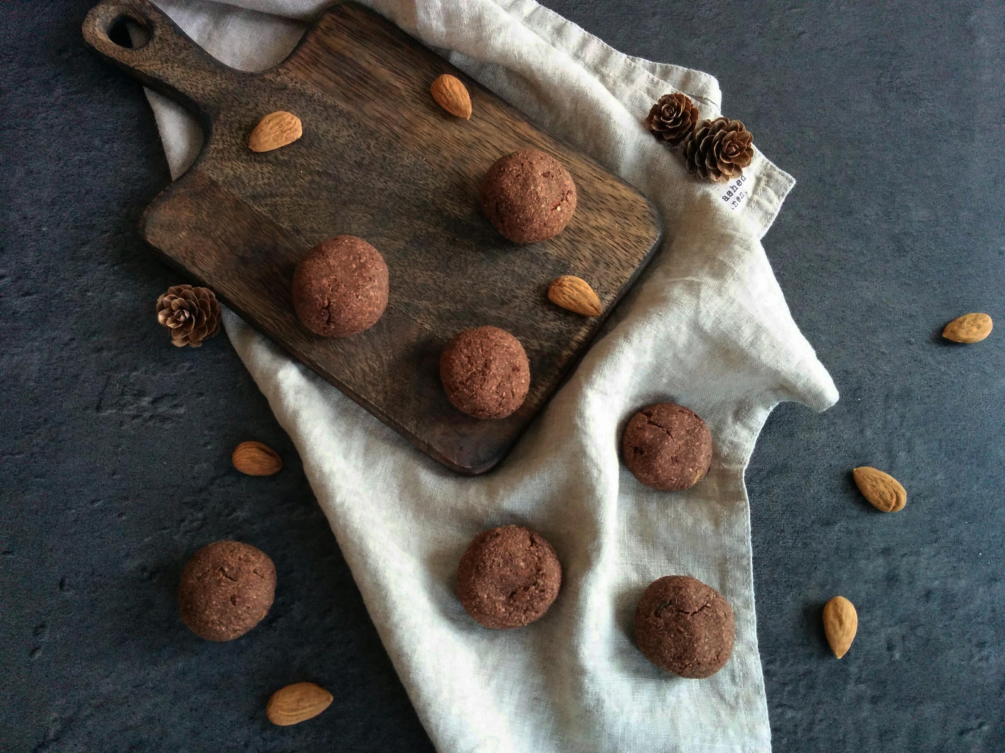 bouchées au chocolat sans sucre ajouté _ santé et gourmandise