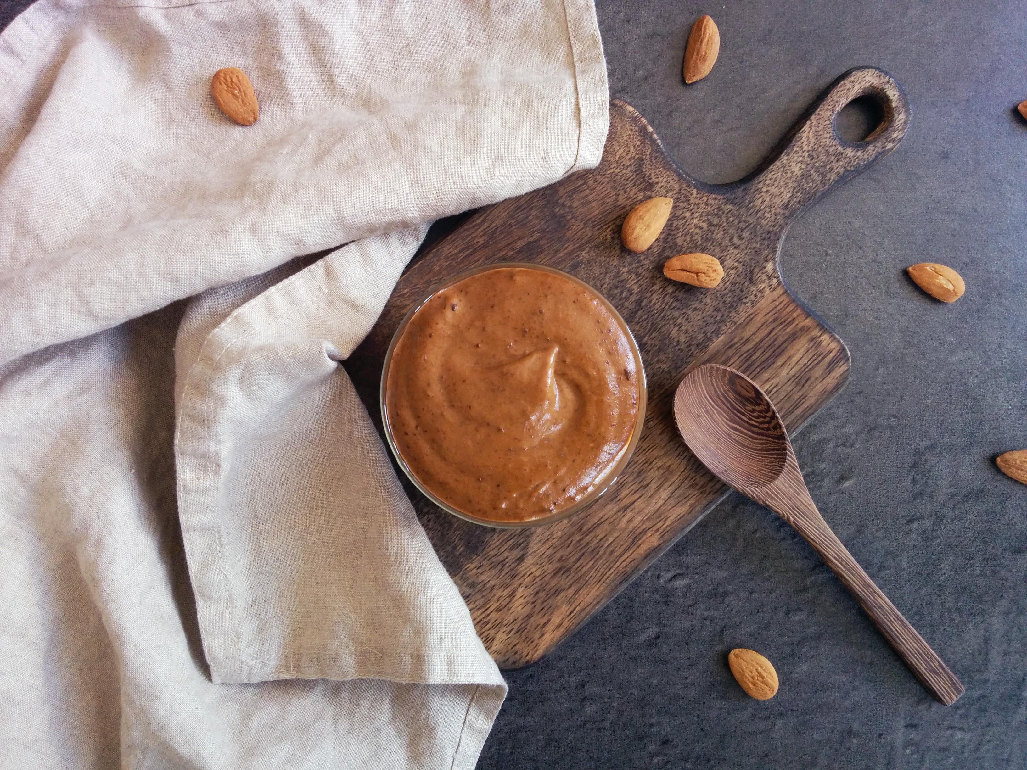 Crème de pruneaux IG bas facon caramel _ santé et gourmandise